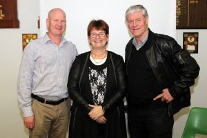 Alison Ey - Coordinator with David Parkin and Stuart Wilder